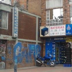 Baterías en Bogotá