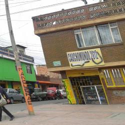 Cauchomundo 2012 en Bogotá