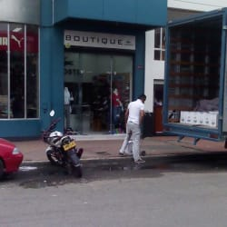 Boutique Lacoste en Bogotá