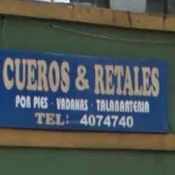 Cueros y Retales en Bogotá