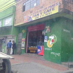 La Cesta De Los Panes Pan y Café en Bogotá