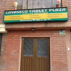 Lavaseco Chalet Plaza en Bogotá