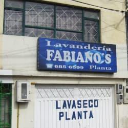 Lavaseco Fabiano's en Bogotá
