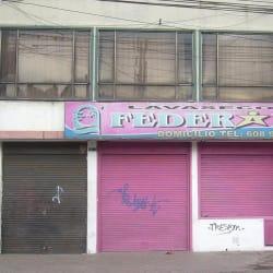 Lavaseco Federal en Bogotá