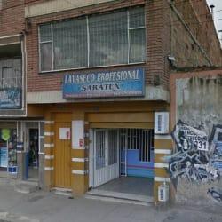 Lavaseco Profesional Saratex en Bogotá