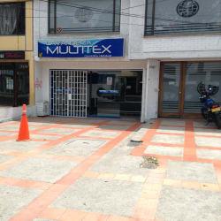 Lavandería Multitex en Bogotá