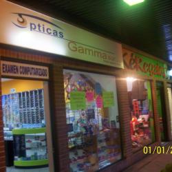 Ópticas Gamma Sur Show Place   en Bogotá