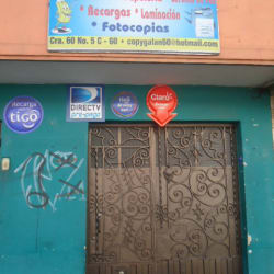 Copy Galan en Bogotá