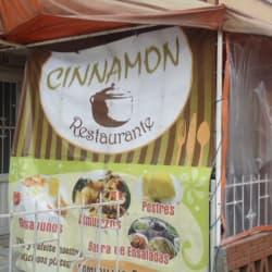 Connamon Restaurante en Bogotá