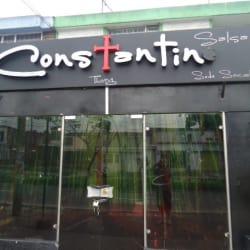 Constantino en Bogotá