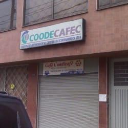 Coodecafec en Bogotá