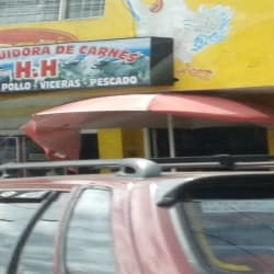 Distribuidora de Carnes H.H en Bogotá