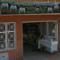 Distribuidora de Canres San Diego en Bogotá