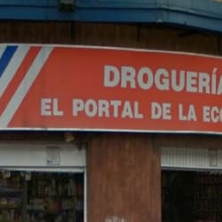 Droguería El Portal de la Economía en Bogotá