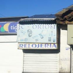 JC Orión Relojería en Bogotá