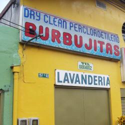 Lavandería Burbujitas en Bogotá