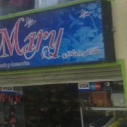 Mary en Bogotá