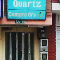 Joyería y Relojería Quartz en Bogotá