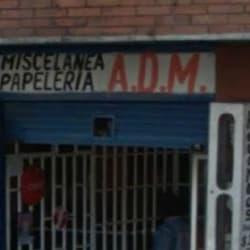 Miscelánea Papelería ADM en Bogotá