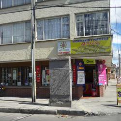 Miscelánea y Papelería Aros en Bogotá