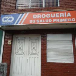 Droguería Su Salud Primero en Bogotá