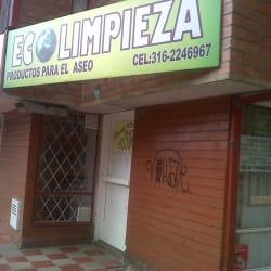 Ecolimpieza en Bogotá