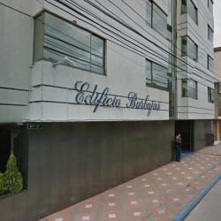 Edificio Burbujas en Bogotá