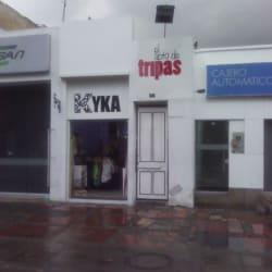 El Apto de Tripas en Bogotá