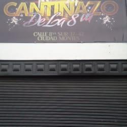 El Gran Cantinazo de la 8va en Bogotá