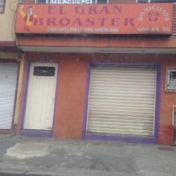 El Gran Broaster en Bogotá
