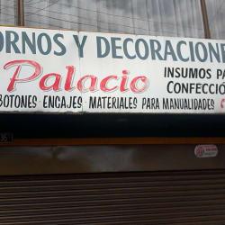 El Palacio en Bogotá