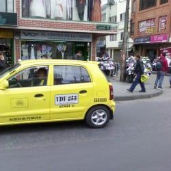 El Centro de la Camisa N° 3 en Bogotá