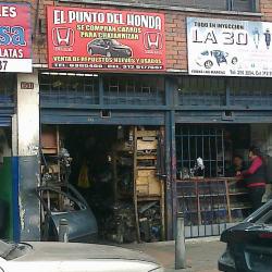 El Punto del Honda en Bogotá