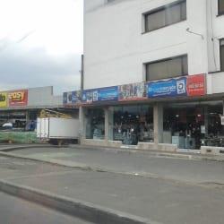 El Supermercado de la Organización Alico en Bogotá