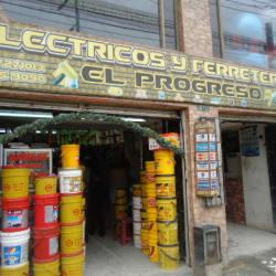 Eléctricos y Ferrelécticos El Progreso en Bogotá