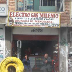 Electro Gas Milenio en Bogotá