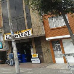 Electro Lhizz en Bogotá