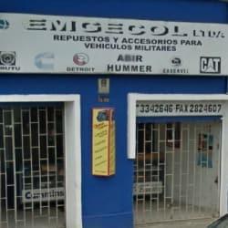 Emcecol Ltda. en Bogotá