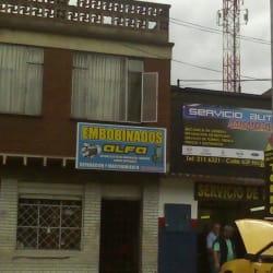 Embobinados Alfa en Bogotá