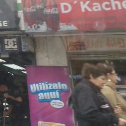 Empanadas y Arepas D' Cache en Bogotá