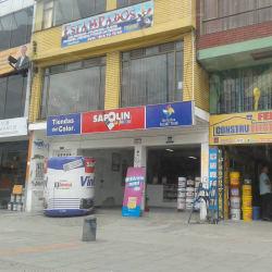 Estampados Autopista Sur con 52C en Bogotá