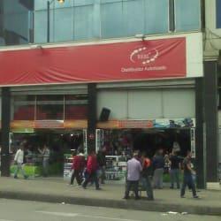 Distribuidor de claro REBI en Bogotá