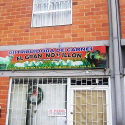Distribuidora de Carnes El Gran Novillón en Bogotá