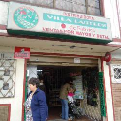 Distribuidora Villa Lacteos Numero 2 en Bogotá