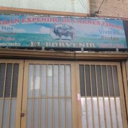 Expendio de Carnes Finas El Porvenir en Bogotá