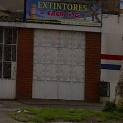 Extintores Erca G.G en Bogotá