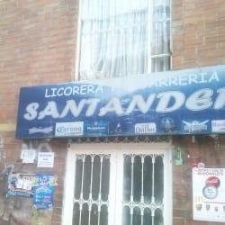 Licorera y Cigarrería Santander en Bogotá
