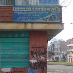 ferrelectricos J.L.C en Bogotá