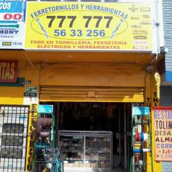 Ferretornillos y Herramientas 777 777  en Bogotá