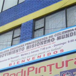 Iglesia Movimiento Misionero Mundial en Bogotá